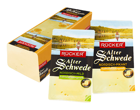RÜCKER Alter Schwede