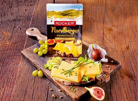 Nordberger Käsespezialitäten von RÜCKER
