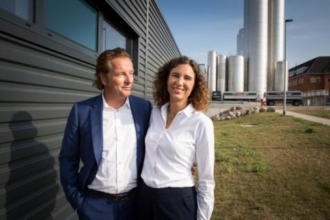Klaus und Insa Rücker - Inhaber der Familienmolkerei Rücker