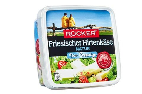 RÜCKER Friesischer Hirtenkäse Der Cremige Natur