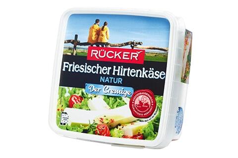 RÜCKER Friesischer Hirtenkäse Der Cremige