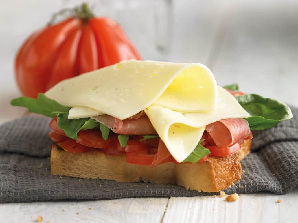 Idealer Snack für die Mittagspause