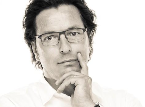 Portrait Klaus Rücker