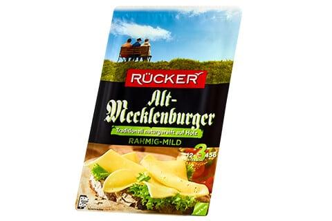 Rahmig-Milder Käse von RÜCKER
