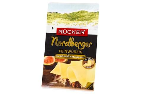 Feinwürziger Käse von RÜCKER