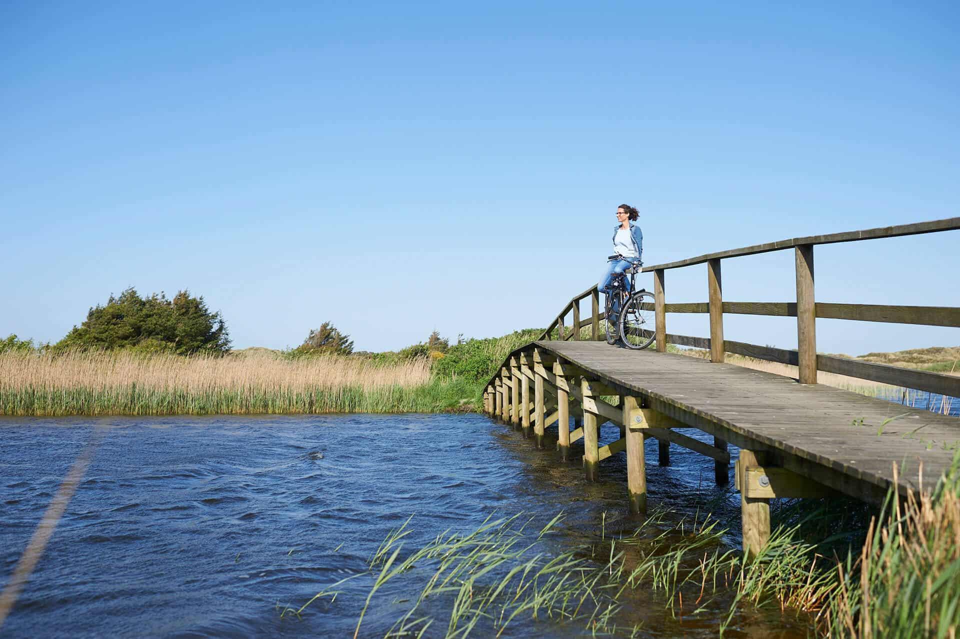 Fahrradtouren durch Ostfriesland