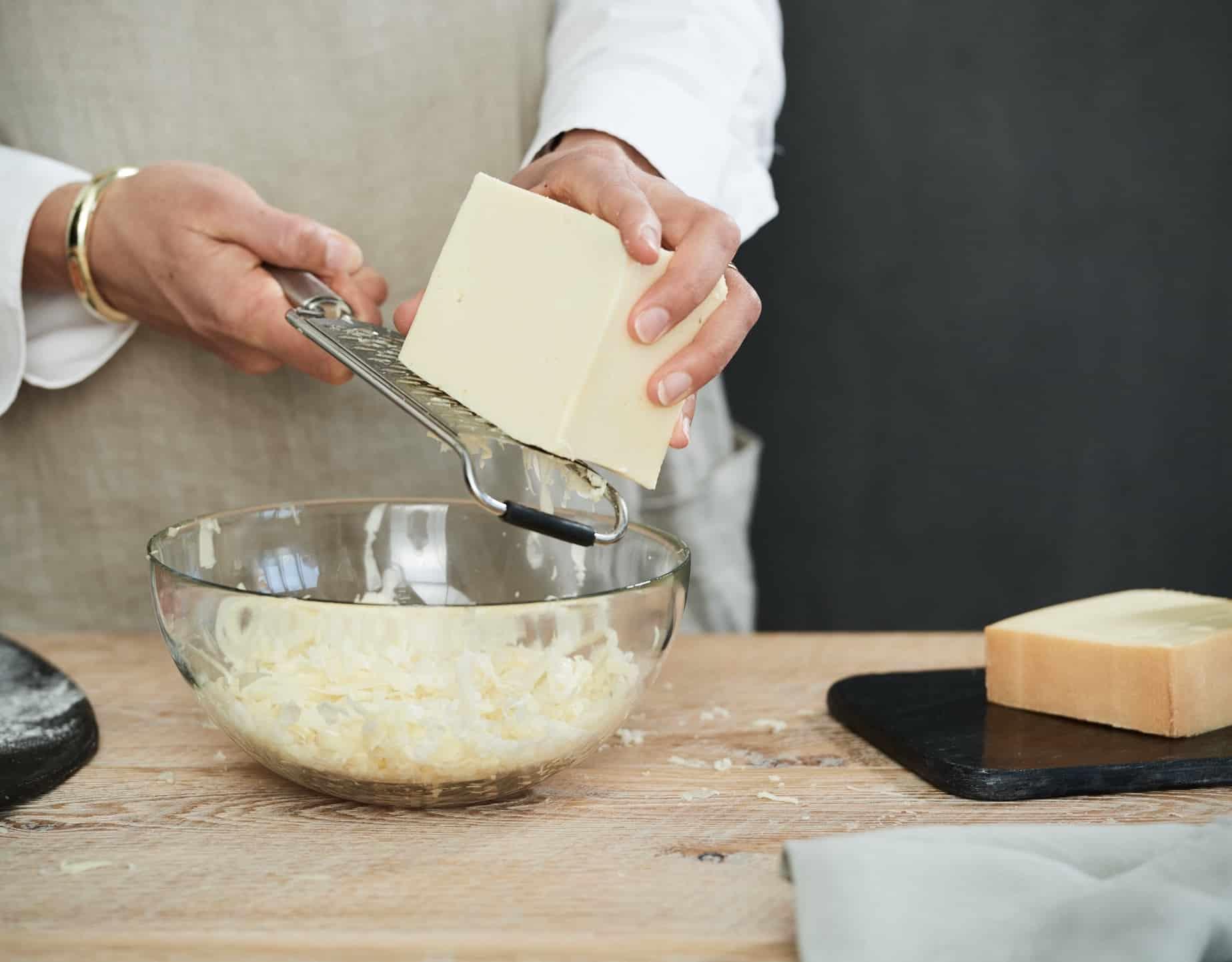 Käse für Käsespätzle