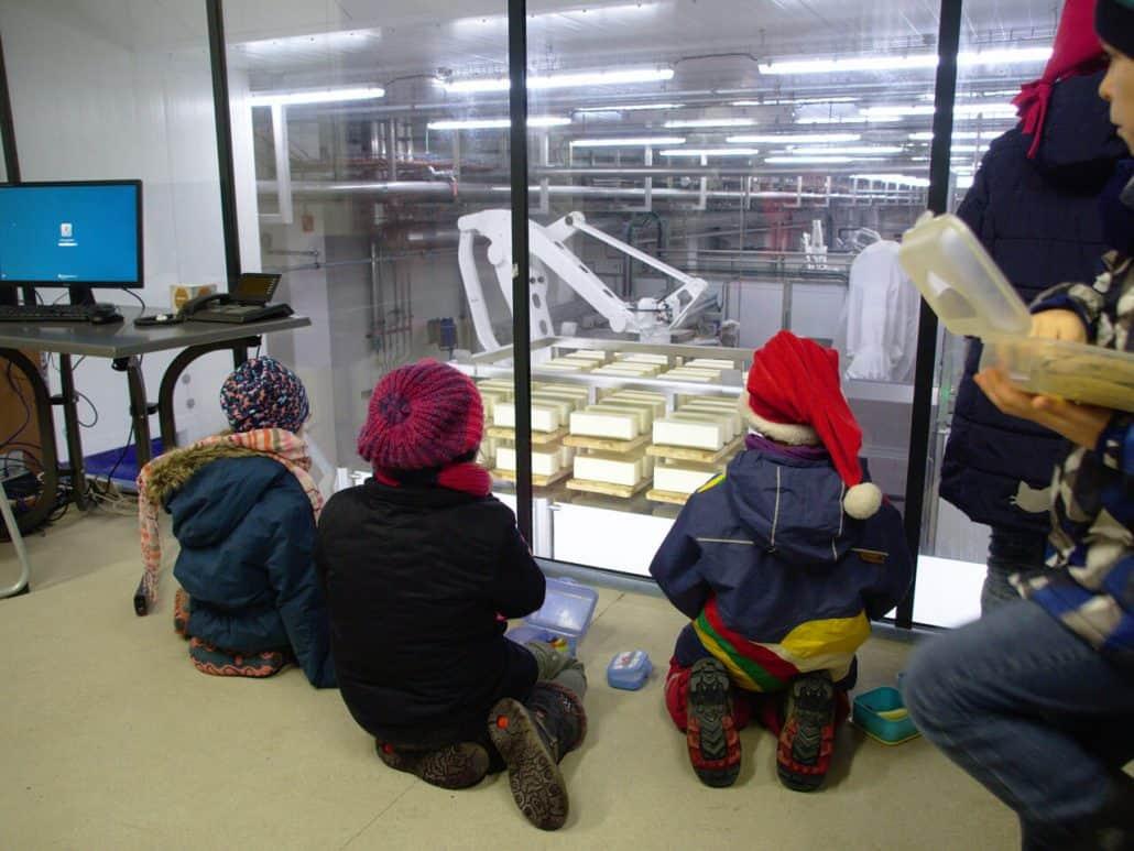 Die Seepferdchenklasse im Wismarer Werk Rücker