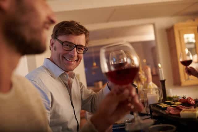 Wein in Kombination mit Käse genießen