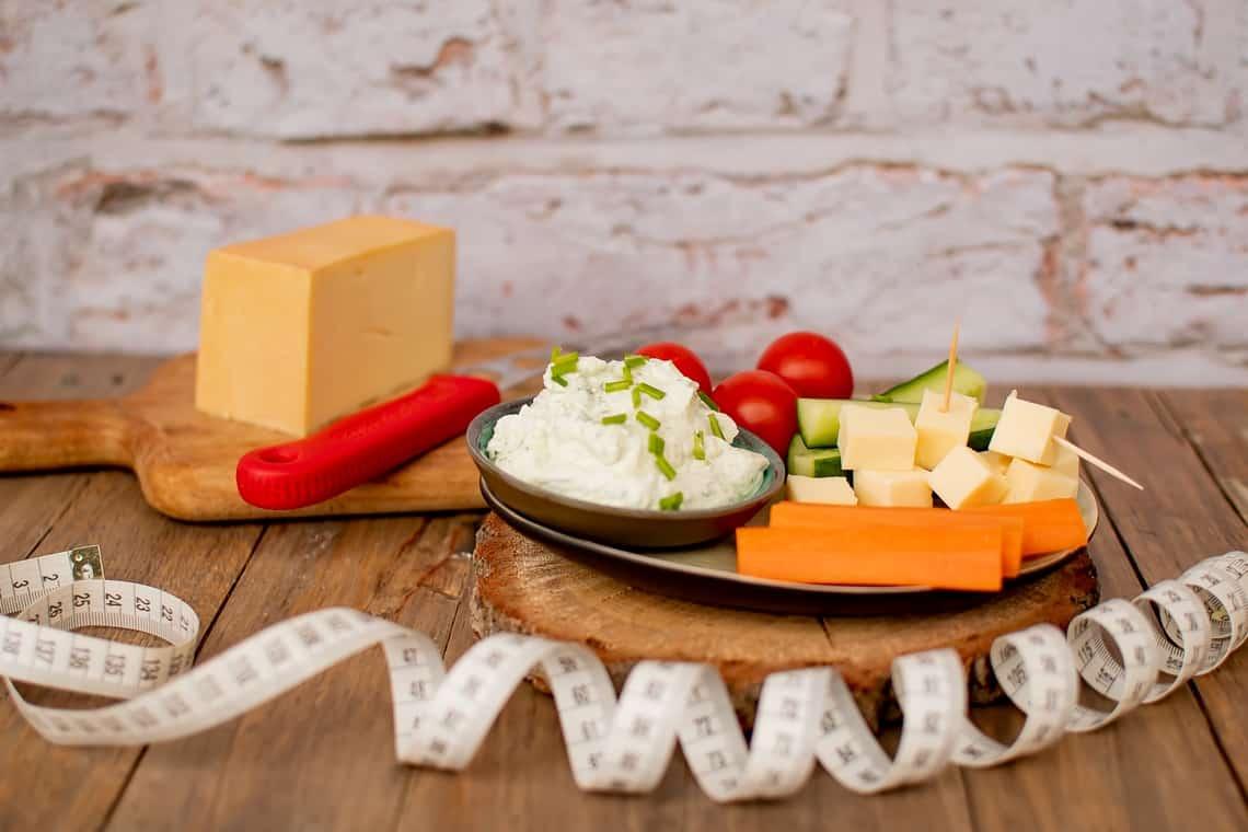 Käse und Abnehmen