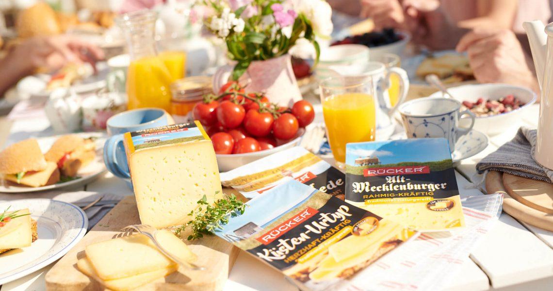 Naturgereifte Käsespezialitäten Küsten-Urtyp, Alter Schwede und Alt-Mecklenburger